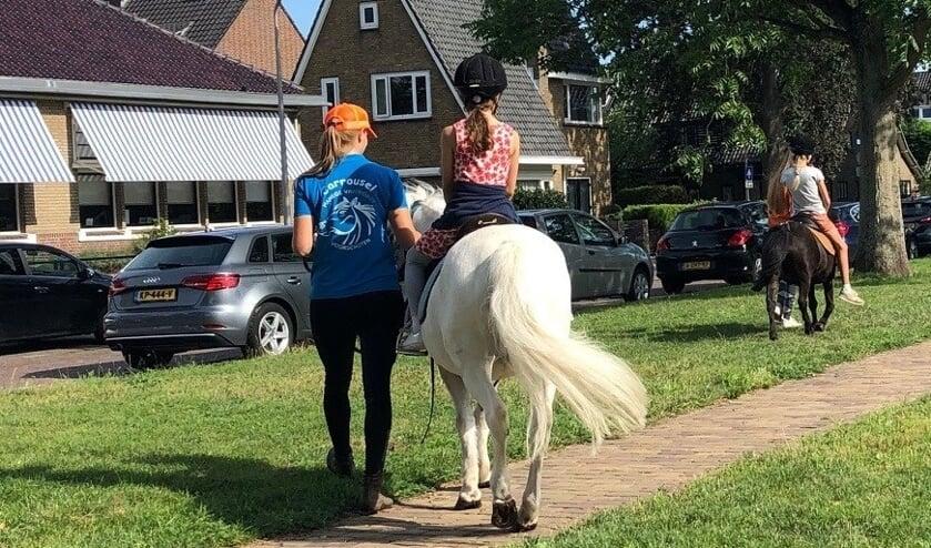<p>Op woensdag 11 augustus kun je pony rijden bij de bibliotheek&nbsp;</p>