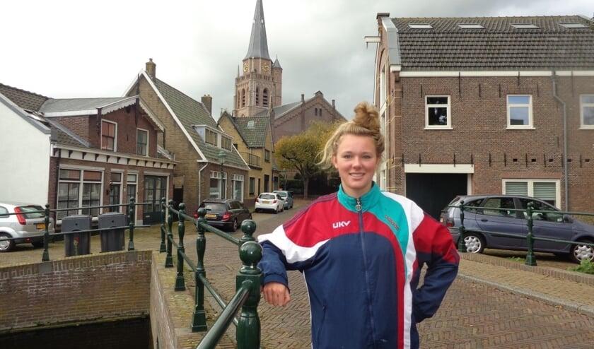 <p>Karolien Florijn won afgelopen nacht in de vier-zonder een zilveren medaille op de Olympische Spelen.&nbsp;&nbsp;</p>
