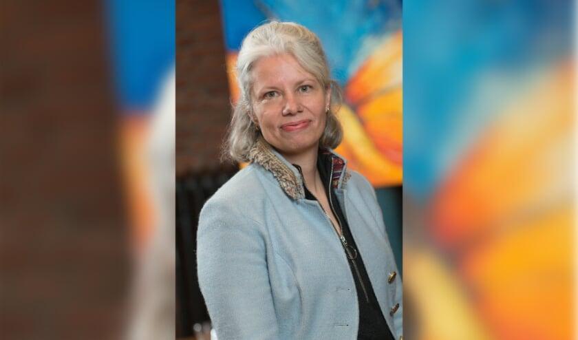 <p>VVD-fractievoorzitter Katrien van Meenen</p>