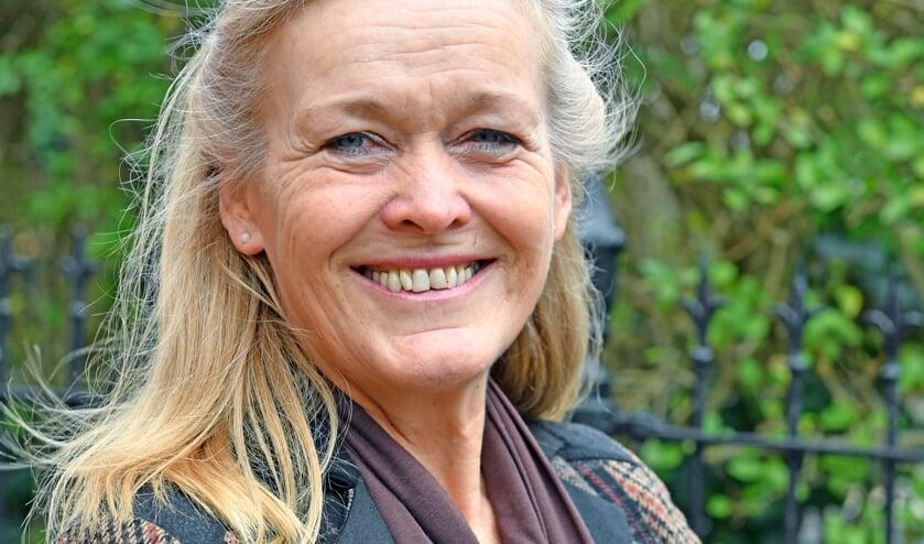<p>Patricia Kortekaas van CDA Voorschoten&nbsp;</p>