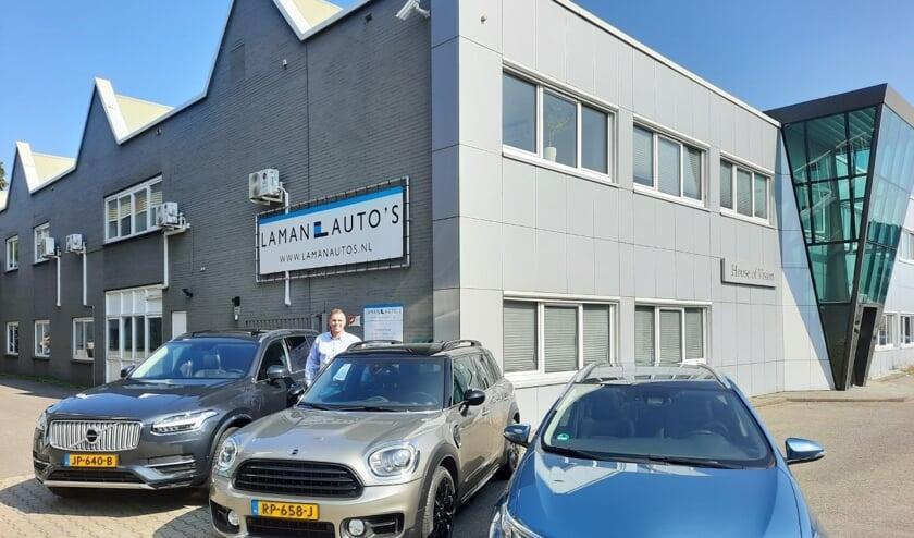 <p>Laman Auto&#39;s van Don Laman is gevestigd aan de Rouwcooplaan 5. Foto: PR</p>