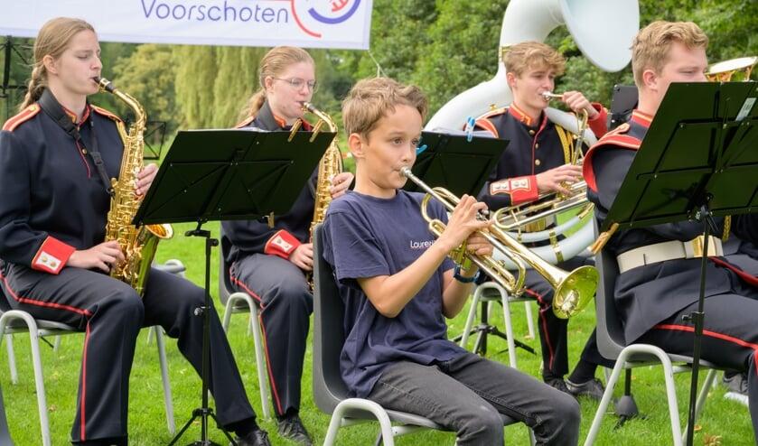 <p>Het jeugdorkest heeft er maar liefst vijf nieuwe leden bij.&nbsp;</p>