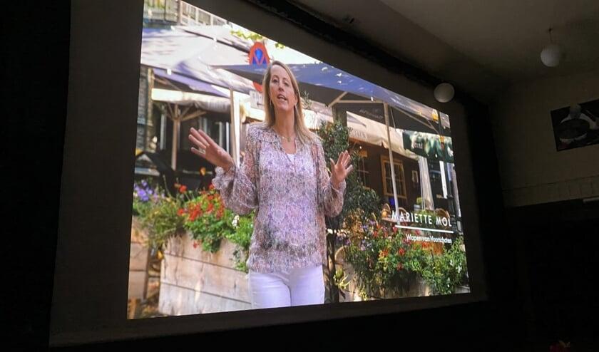 <p>Naast Mari&euml;tte Mol wordt de film gepresenteerd door Jan Sloof. Foto: VSK</p>
