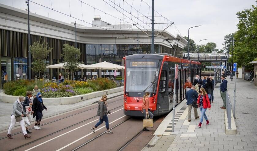 <p>De gemeente Leidschendam-Voorburg wil openbaar vervoer naar The Mall bevorderen. Credits/Fotograaf: Sicco van Grieken</p>