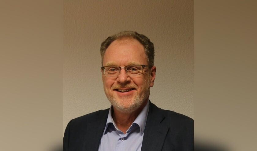 <p>ONS Fractievoorzitter Hans van der Elst</p>