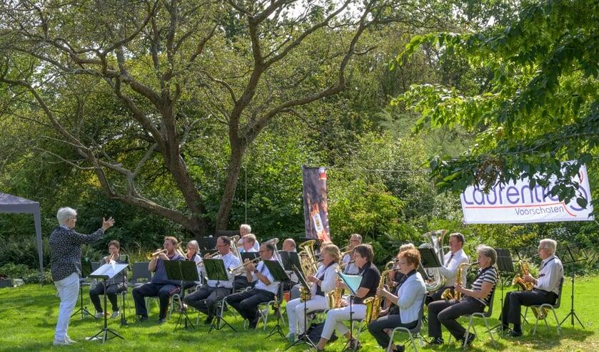 <p>Het concertorkest Laurentius geeft op 17 oktober een inloopconcert in de Dorpskerk. Foto: Nelleke de Vries</p>