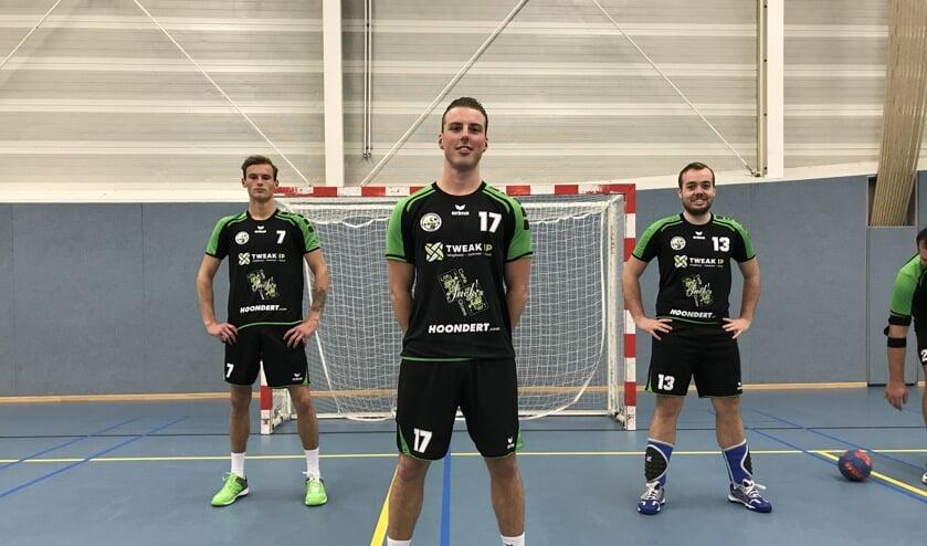 <p>Handballer Bos blikt vooruit op Zeeuwse derby</p>