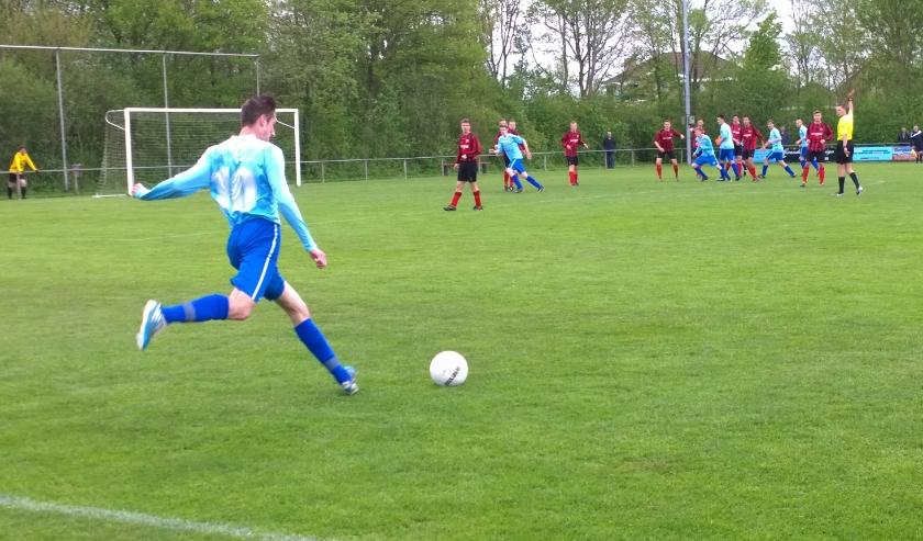 Tweede periodetitel FC De Westhoek in laatste seconden