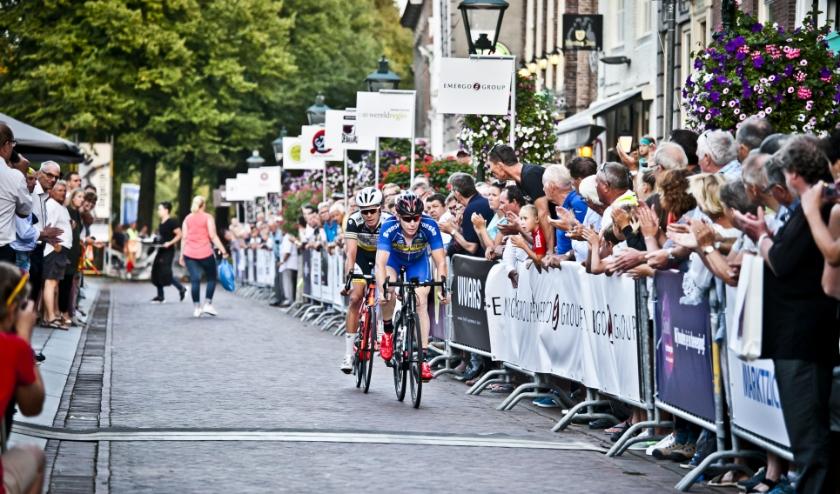 Nederlands kampioen aan start bij wielerronde Zierikzee