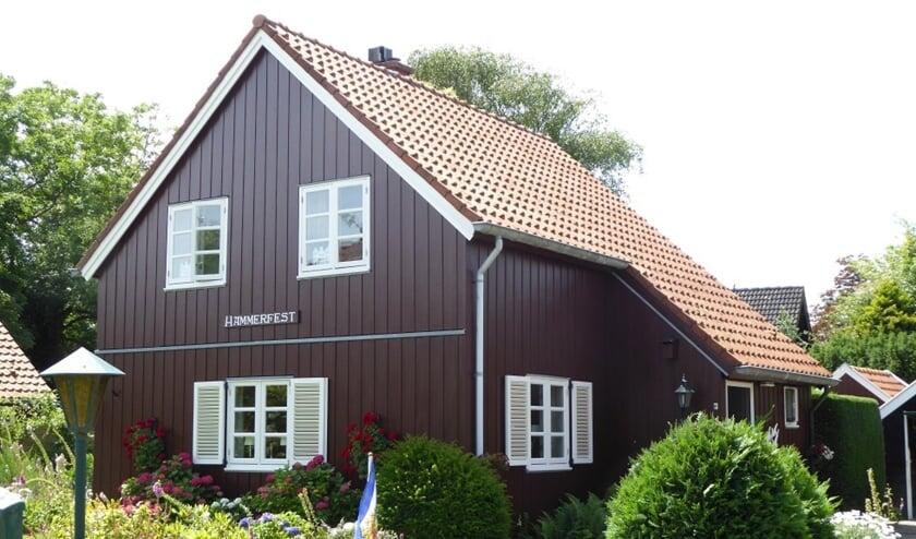 Geschenkwoning in Haamstede