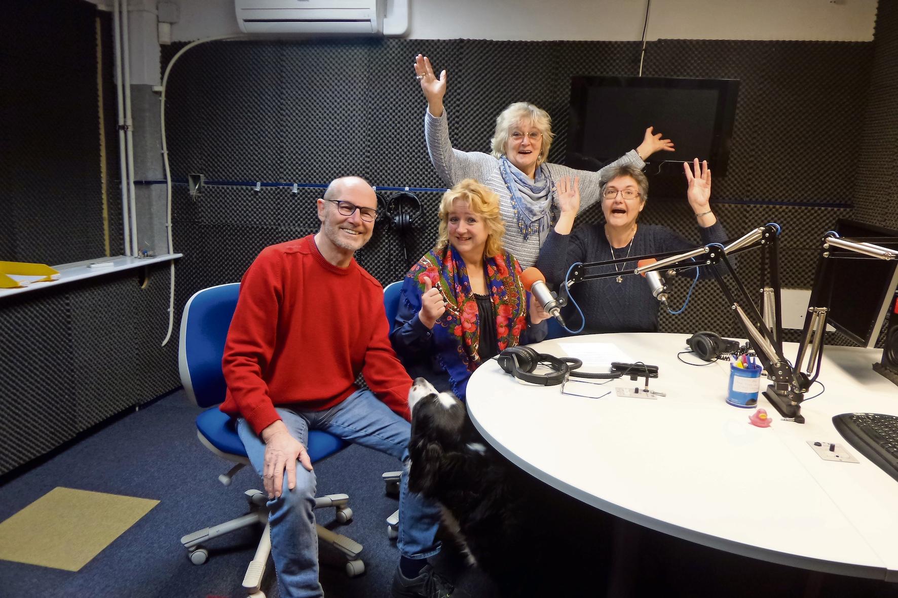 Radio Schouwen-Duiveland viert feest