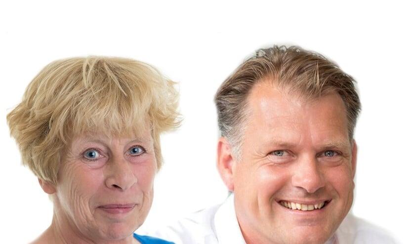 Els van Leeuwen en Michiel Hordijk willen aandacht voor de groep medewerkers die gepest worden op het werk (foto: PR).