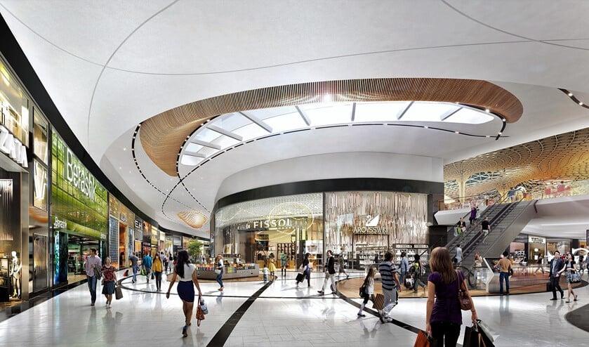 Afbeeldingsresultaat voor westfield mall of the netherlands