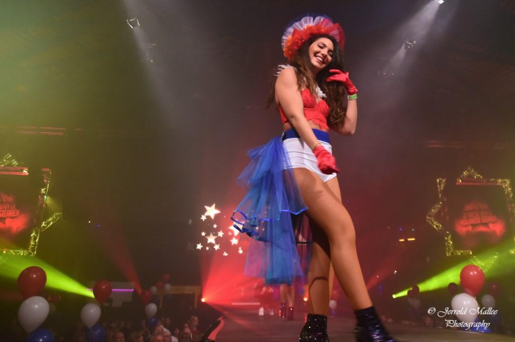 Danseres van Orli Entertainment. Foto: JERROLD-MALLEE © Postiljon
