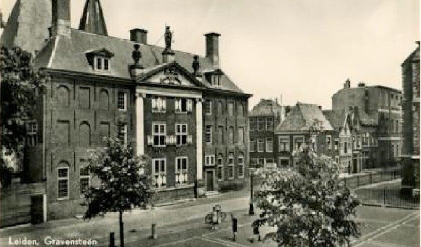 Rous werd naar Leiden gebracht en ingesloten op het Gravensteen, zoals de gevangenis daar heette.