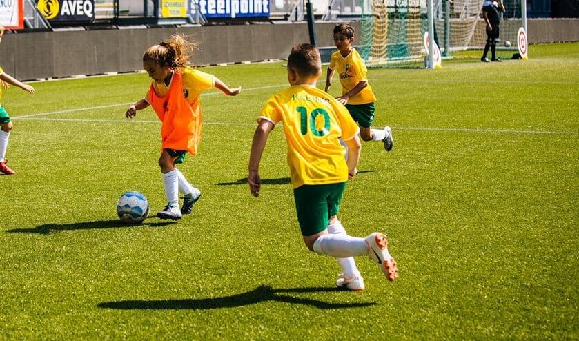Op jeugdcomplex De Aftrap wordt op zondag 30 september begonnen met de ADO Den Haag Voetbalschool.