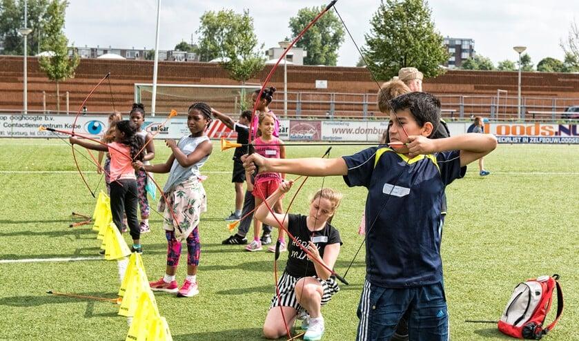 <p>De hele zomer worden er allerlei activiteiten georganiseerd (archieffoto: Michel Groen).</p>