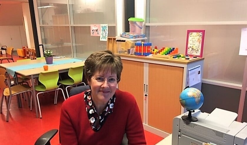 Pedagoog Annet Rombout (tekst: Naomi Defoer / foto: pr).
