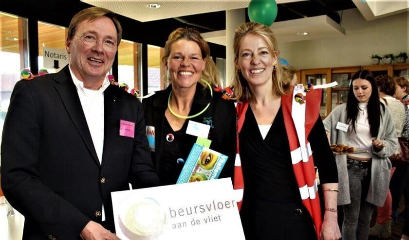 Beursvloer match Rotary Voorburg en Stichting Vitalis (archieffoto).