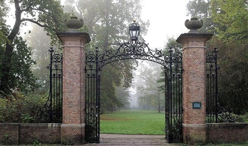 Park Rust en Vreugd Voorburg (foto: Nico van der Ven).