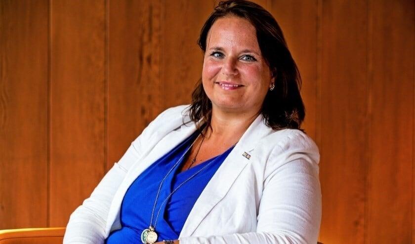 Wethouder Nadine Stemerdink (foto: Pim Ras).