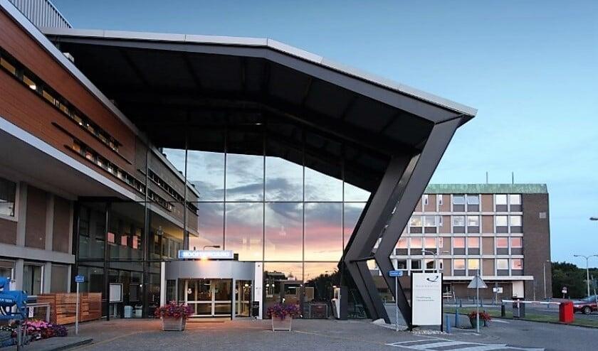 Het huidige Diaconessenhuis en de daarbij behorende grond worden verkocht(foto: pr Reinier de Graafgroep).