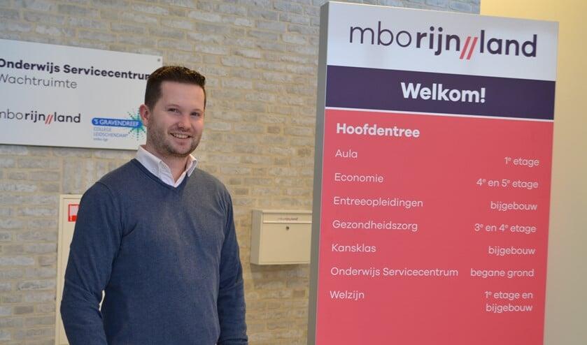VVD'er Bart Eleveld steunt initiatiefvoorstel niet (Foto: Inge Koot)