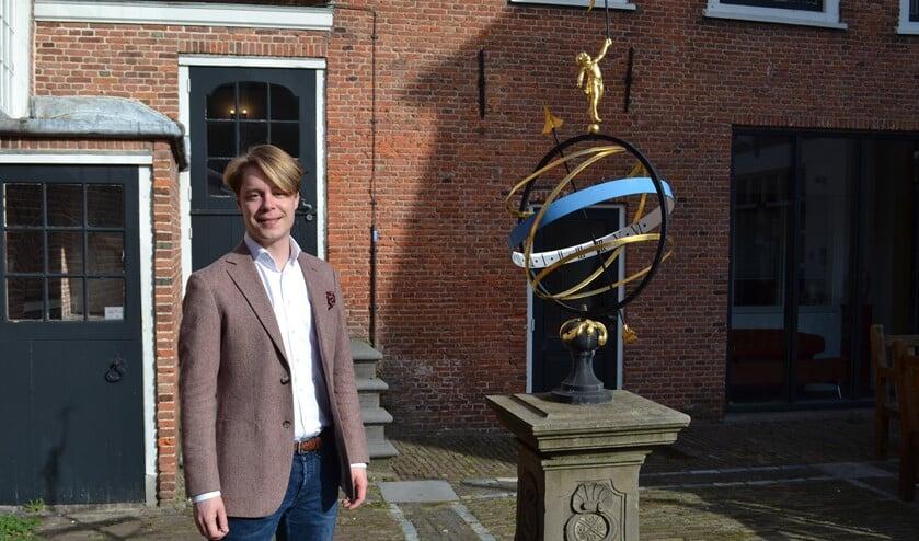 GroenLinks fractievoorzitter Jeroen van Rossum (Foto: Inge Koot).