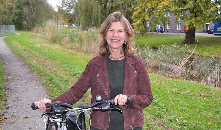 D66-raadslid Charlotte Bos (Foto: Inge Koot)