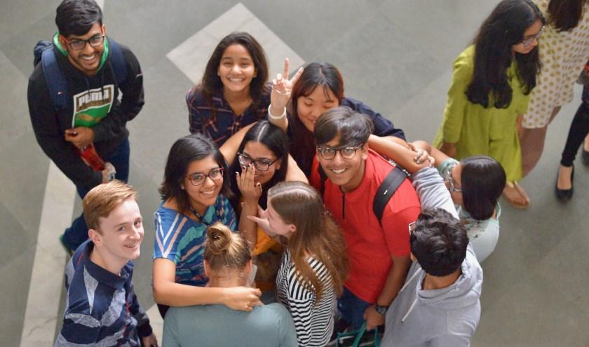 Alfrink en Calcutta: vijf jaar samenwerking in India. Foto: Egbert de Boer
