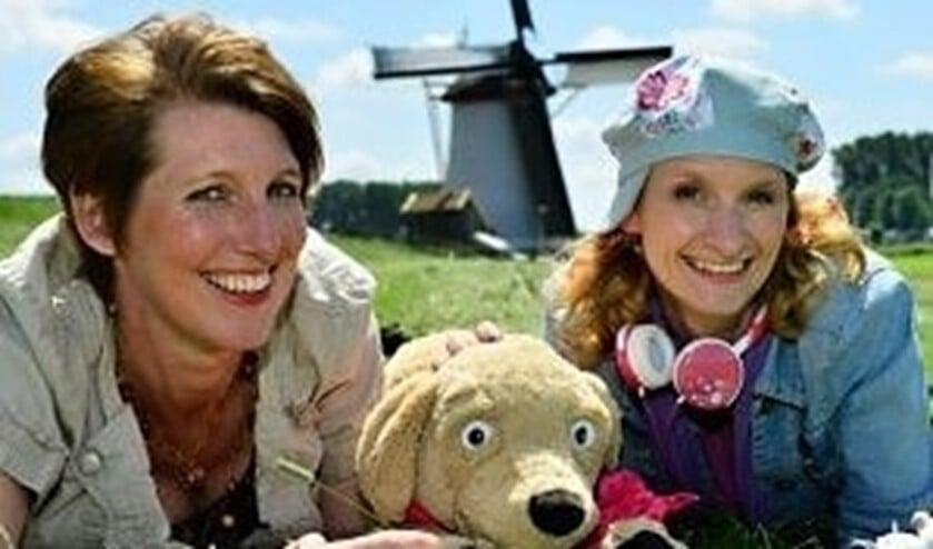 In molen De Vlieger is zaterdag om 18.30 uur de kindertheatervoorstelling 'Zo draait de molen' te zien (foto: pr).