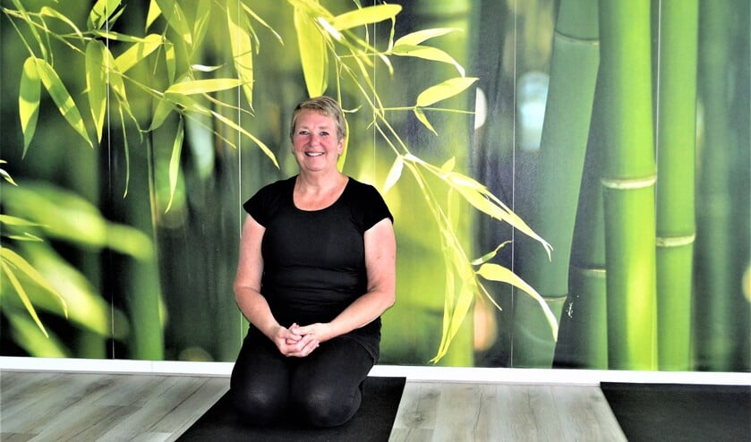 Naast Critical Alignment Yoga geeft Mathilde Hokamp ook BackMitra Yoga en Yin Yoga (foto: Inge Koot).