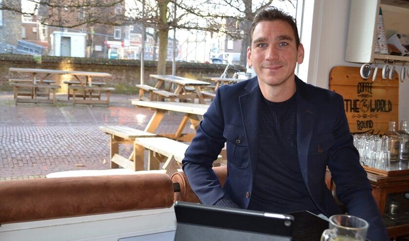 Gijs Dupont wil dat er per direct gestopt wordt met Wifi-tracking (Foto: Inge Koot)