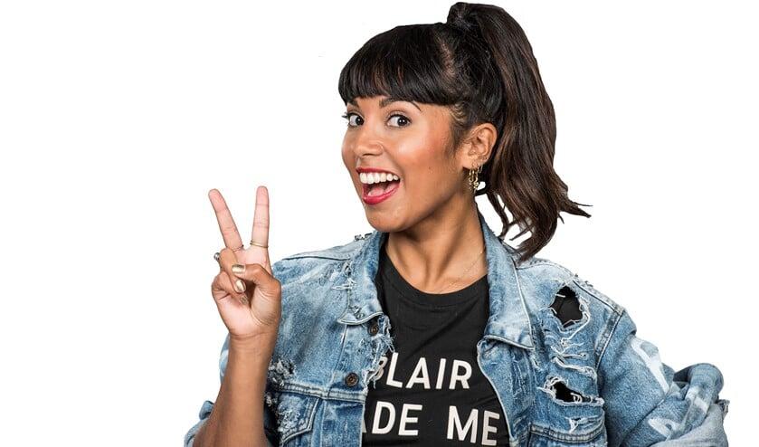 Als klap op de vuurpijl is er een meet & greet met Nienke van Dijk, presentatrice bij televisienetwerk Nickelodeon (foto: pr Nickelodeon).