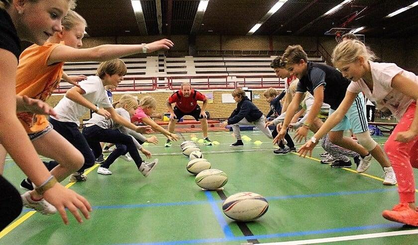 Er worden volgende week allerlei (sport)activiteiten georganiseerd voor  kinderen tussen de 6 en 15 jaar uit Leidschendam-Voorburg (archieffoto SenW).