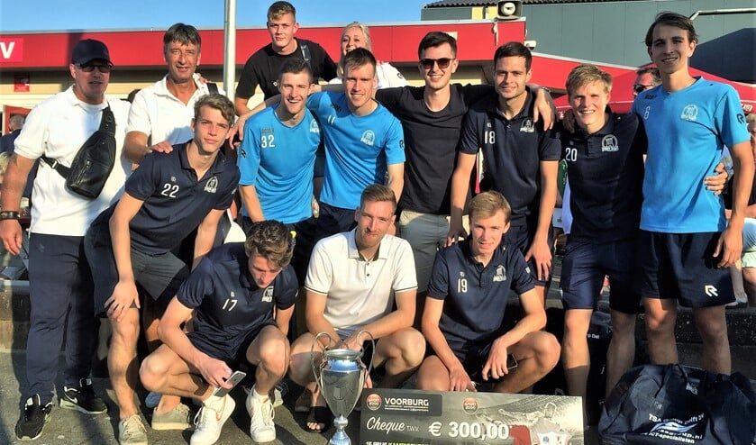 Forum Sport; winnaar 5e Voetbal Kampioenschap Leidschendam-Voorburg (foto's: Alexander Wagener).