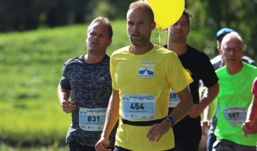 Dit jaar zijn er nieuwe onderdelen die het evenement nóg leuker maken: de Scholen-Run (5 km.) en de Team-Run (10 km.). Foto: pr