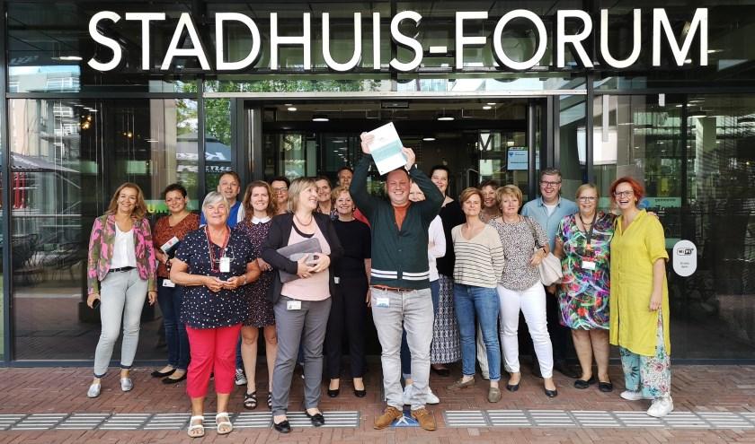 Bibliotheek Zoetermeer geeft daadwerkelijk invulling aan het fenomeen participatie-bibliotheek. Foto: pr
