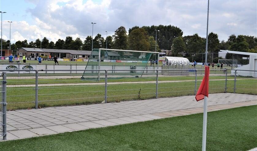 Op sportpark 't Loo bij Forum Sport gebeurt van alles om uiteindelijk te komen tot een verbeterd sportcomplex (foto: Inge Koot).