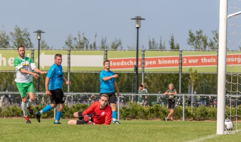 Lody Dijkhuizen laat defensie MMO kansloos. Foto: Cees Luiten