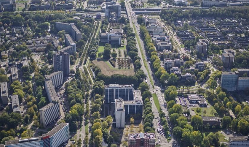 Zoetermeer anno 2019. De markt ontwikkelt zich zo snel dat in veel steden en gemeenten nog slechts plaats is voor één huis-aan-huiskrant. Foto: pr