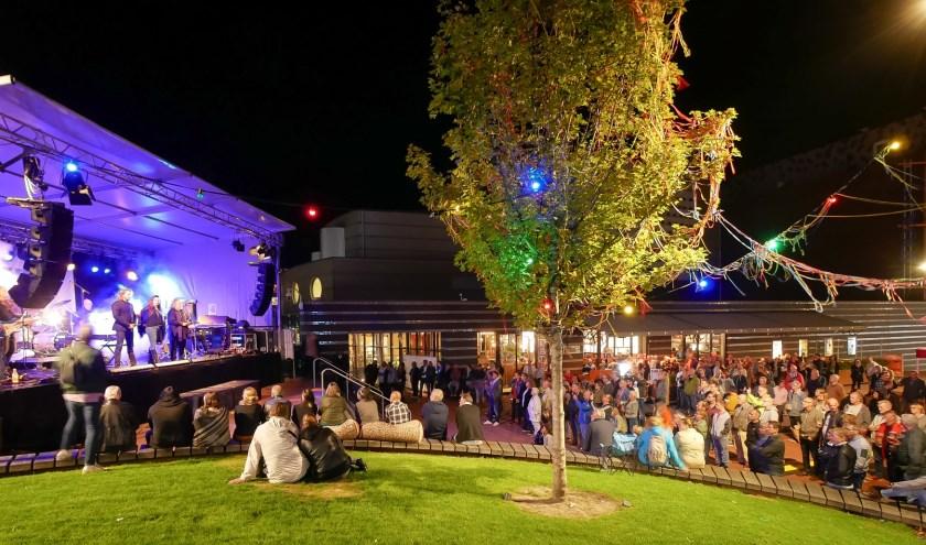 De optredens starten om 11.45 uur en duren tot 22.45 uur. Foto: Chris Lans