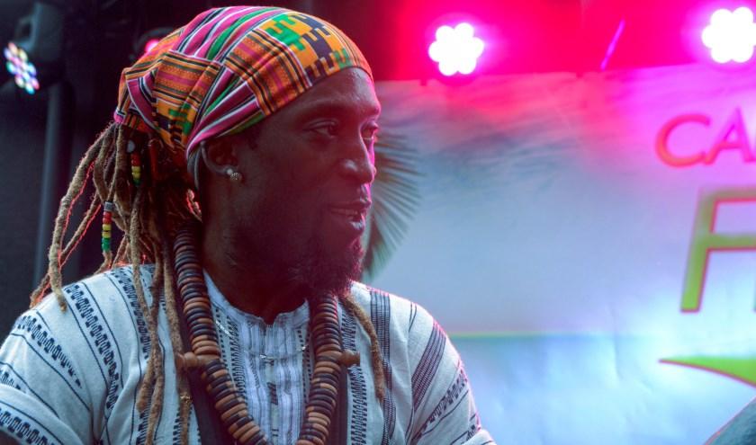 Er kan teruggekeken worden op een heerlijk Caribbean Reggae Festival. Foto: Sander van den Berg/079 Fotografie