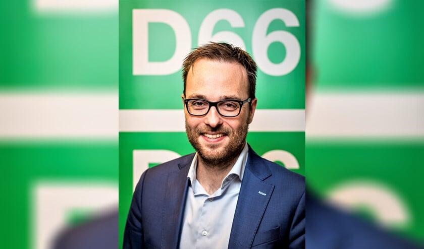 """Jacco van Maldegem (D66 Leidschendam-Voorburg): """"De kans op een meerderheid in de gemeenteraad is erg groot."""""""
