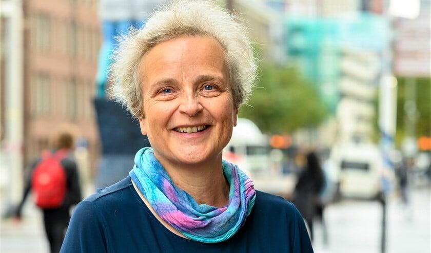 Addie Stehouwer is per 1 januari ook gemeentelijk ombudsman van Leidschendam-Voorburg (foto: Arnaud Roelofsz).