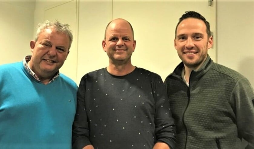 De jury van de Vliet Awards bestaat uit (v.l.n.r.): Henry Steffens, Alexander Wagenaar en Edwin van de Graaf (foto: pr).