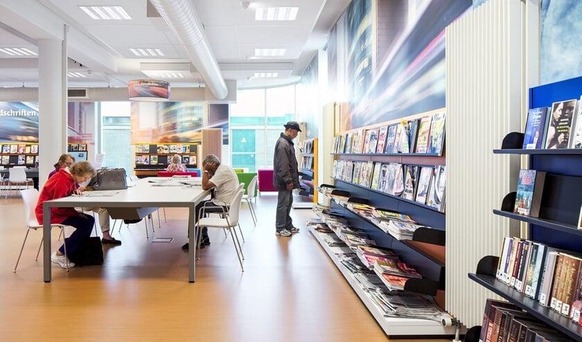 Aanpassing van de bibliotheek Voorburg vergt de nodige inspanning.