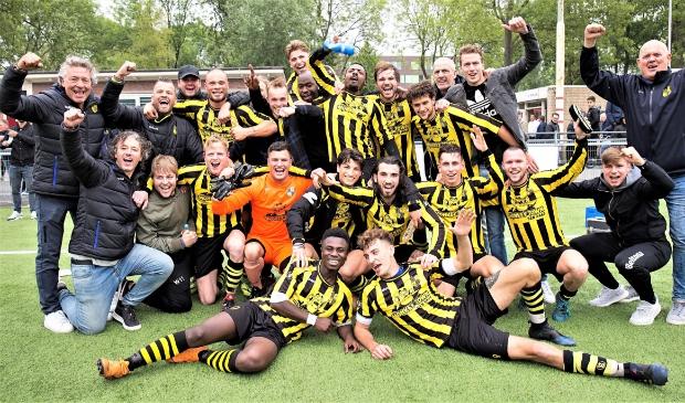 Wilhemus werd in 2010 kampioen in de 3e klasse, maar presteert nu minder dan gehoopt (archieffoto).  © Het Krantje