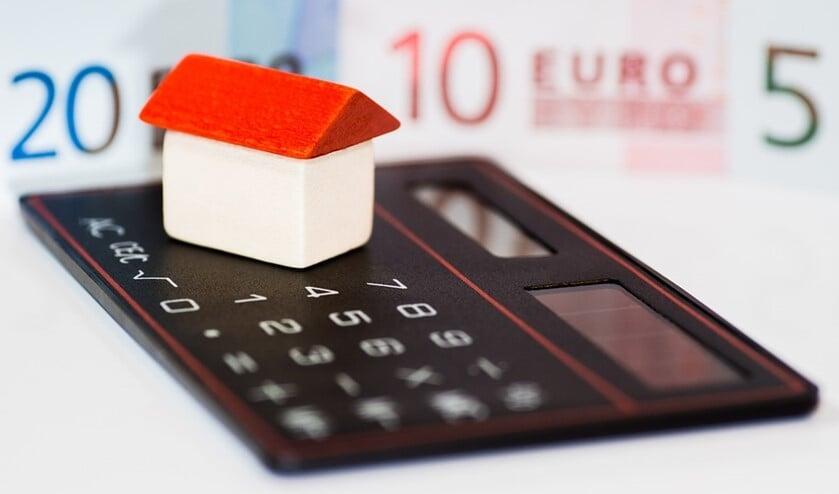 De prijzen voor woningen in Leidschendam-Voorburg t.o.v. een jaar geleden zijn gestegen met 13,4% (archieffoto).