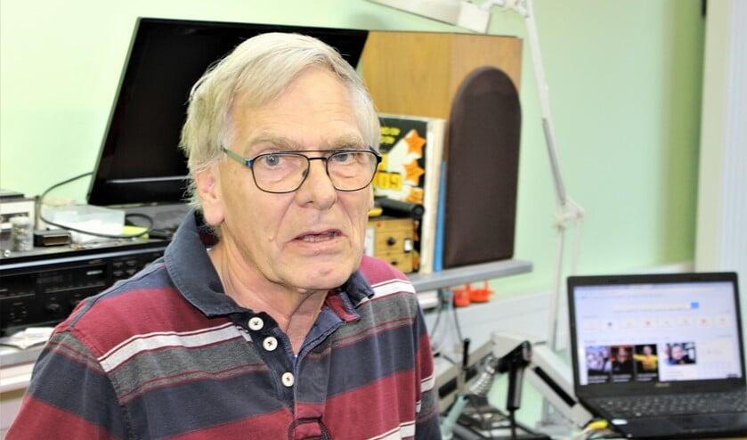 Bram Turion stopt na 48 jaar te hebben gewerkt in de electronica, waarvan 25 jaar in zijn eigen zaak CenTurion Service, en gaat met pensioen (foto: DJ).